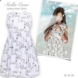 Stella Cove Swan Dress